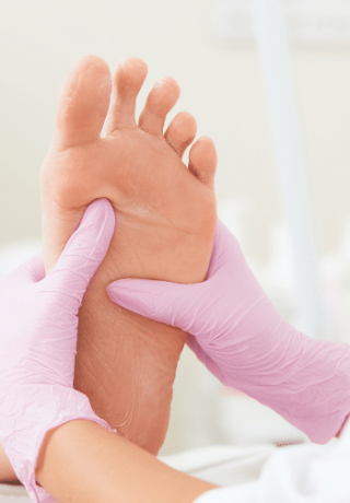 Dermatologie picioare