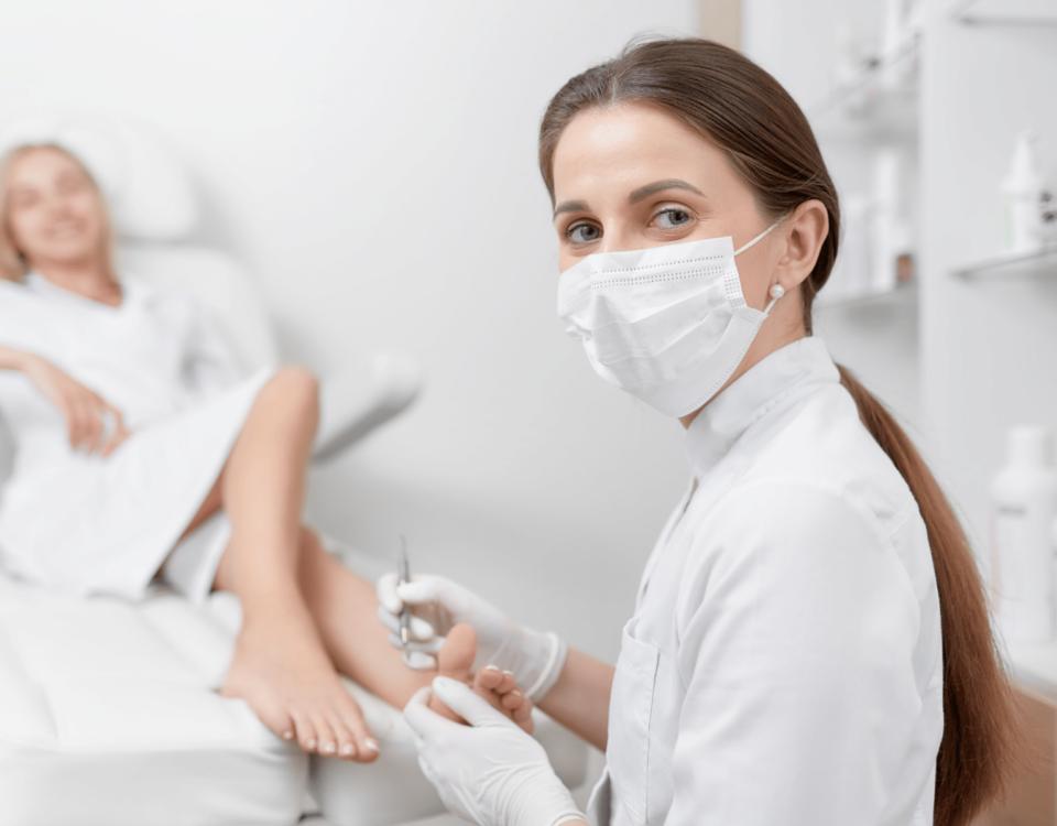 Specialisti podiatrii